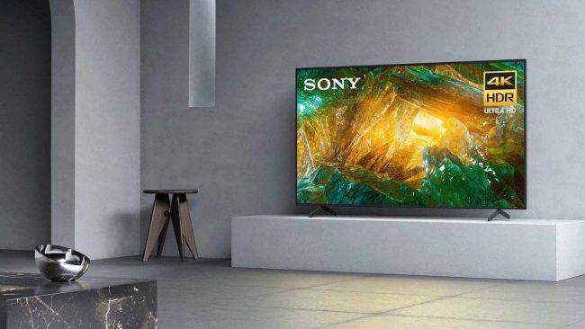 بهترین تلویزیون های سونی در سال 2020